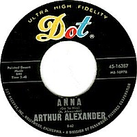 Anna(Go to Him)/Arthur Alexander