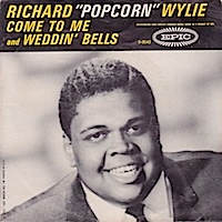 """リチャード""""ポップコーン""""ワイリー(RICHARD """"POPCORN"""" WYLIE)"""