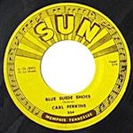 ブルー・スウェード・シューズ/カール・パーキンス(Blue suede shoes/Carl Perkins)