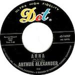 アンナ/アーサー・アレキサンダー(Anna(Go to Him)/Arthur Alexander)