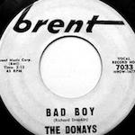 バッド・ボーイ/ドネイズ(bad boy/The Donays)