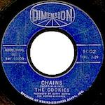 チェインズ/クッキーズ(chains/The cookies)