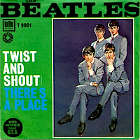 ツイスト・アンド・シャウト/ザ・ビートルズ(Twist And Shout/The Beatles)