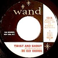 ツイスト・アンド・シャウト/アイズレー・ブラザーズ(Twist And Shout/The Isley Brothers)